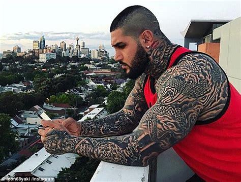 instagram famous yakiboy hits   critics  tattoos