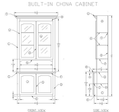 diy china hutch plans plans diy   plate shelf