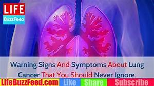 Home Remedies: Warning Signs And Symptoms About Lung ...