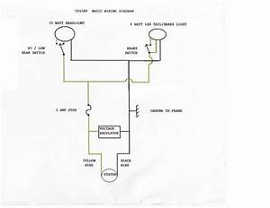 Tutorial - Yz450f  06  U0026 Up  Electrical System For Lights - Yz400f  426f  450f  450fx