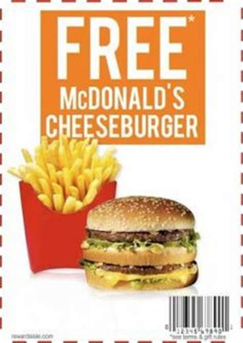 cuisine addict code promo 1000 images about mcdonalds coupons on