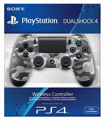 Ps4 Dualshock Camouflage Sony Urban Ds4 Lovely