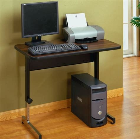 computer desk for small spaces writing study student