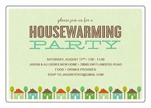 Stylish Housewarming Party Invitaiton