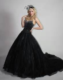 black gowns for wedding 2015 wedding dress trends black fashion fuz