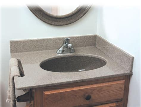 bathroom vanity tops syn mar products