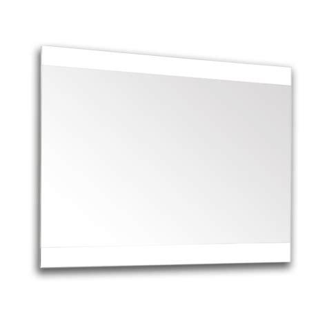 specchi arredo design specchio led bagno rettangolare 80x120 reversibile arredo