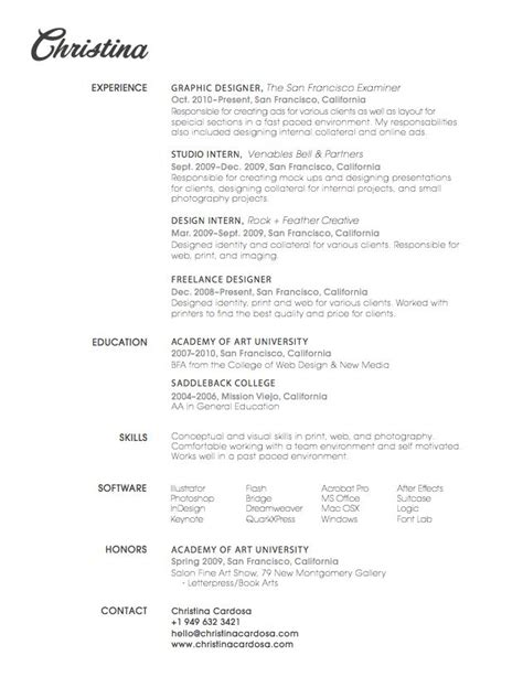 11592 well designed resumes 21 best well designed resumes images on resume