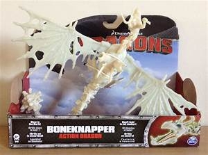 How to Train Your Dragon Action Dragons Boneknapper | eBay
