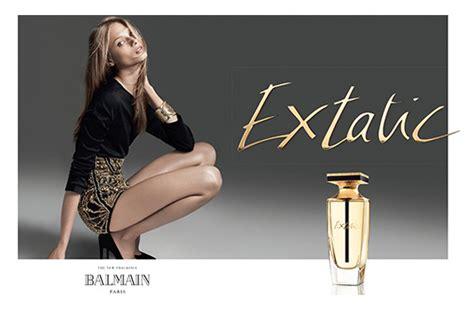 extatic balmain perfume a new fragrance for 2014