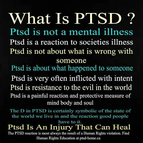 Quotes About Overcoming Ptsd Quotesgram
