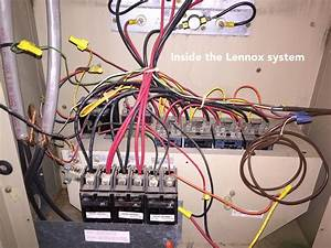 How To Add A C Wire To An Old Lennox System