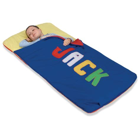 personalized toddler sleeping bag hammacher schlemmer