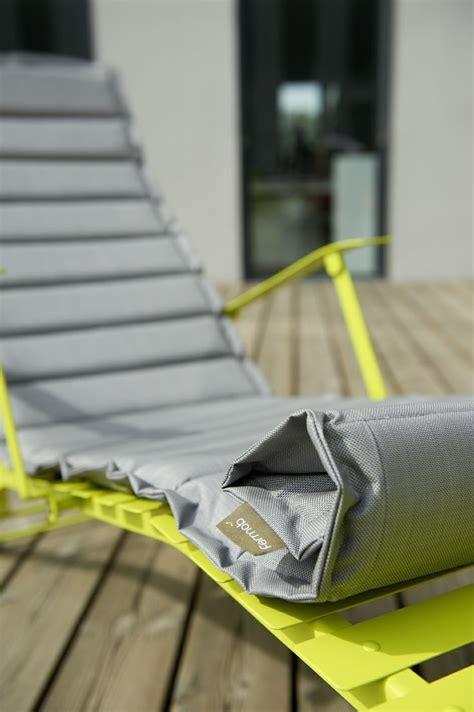 coussin pour chaise longue 17 meilleures idées à propos de coussin chaise longue sur