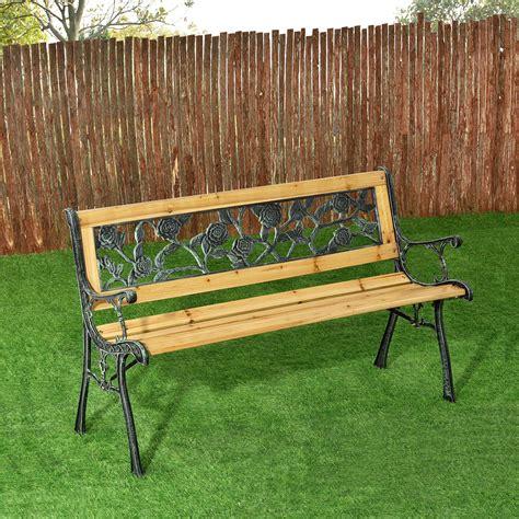 Gartenbank Eisen Holz by Gartenbank Gusseisen Holz Gartenbank Holz Und Gusseisen