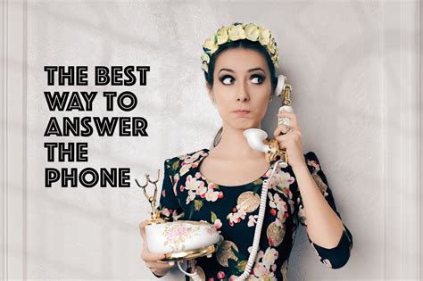 ways to answer the phone the best way to answer the phone strategy lab marketing