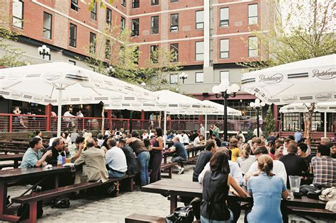 Best Bars For Outdoor Drinking In The Summer In New York