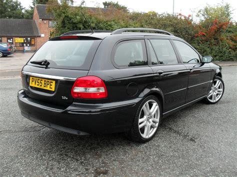 jaguar x type estate 2 0 diesel 2005 fs northwest x type 2005 diesel estate 2 0d in black