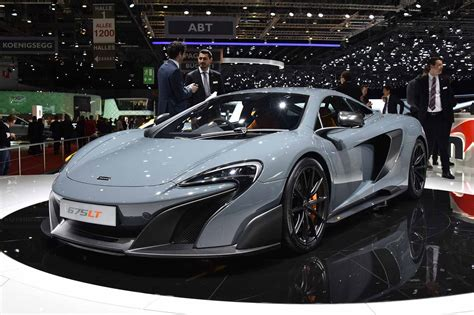 Mclaren 675lt In Limited Production, Costs £259,500
