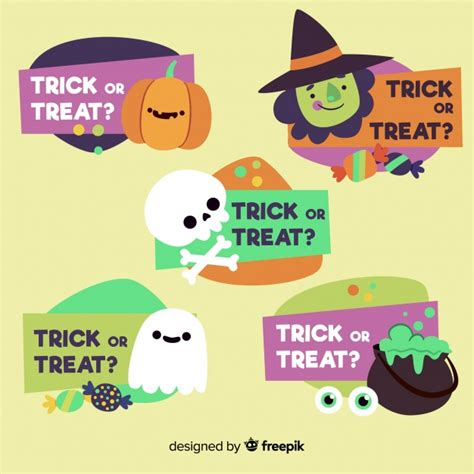 Happy halloween cute cartoon character banner vector collection, its filesize is 2.27mb, you can frankenstein vector eps, svg, ai file. Halloween banner set Vector | Free Download