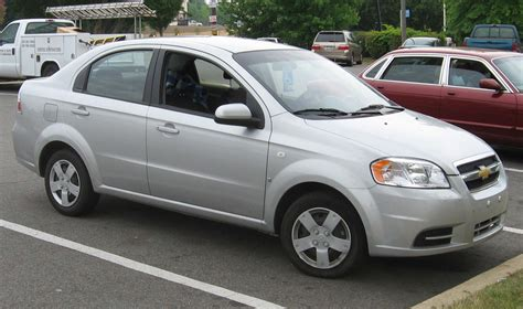 2010 Chevrolet Aveo by 2010 Chevrolet Aveo Sedan Pictures Information And