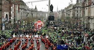 Where is St. Patrick's Day Celebrated