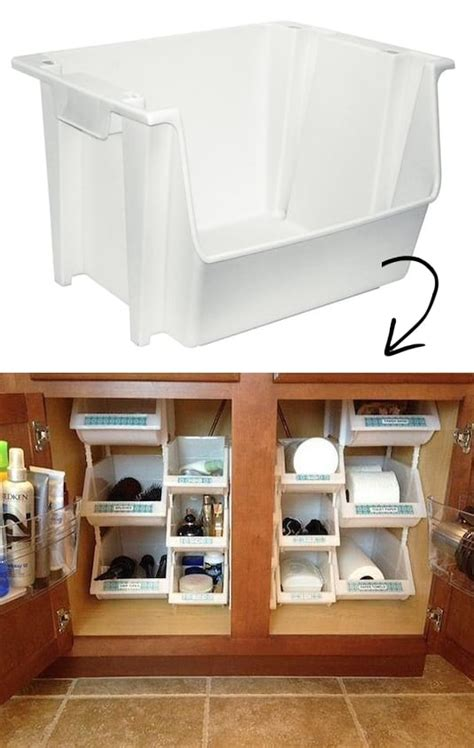 bathroom sink organization ideas 55 clever storage ideas that will make you happy