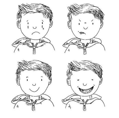 Kleurplaten Emoties by Jules Gevoelens Kleurplaat Zoeken School Begin