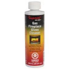 gas fireplace glass cleaner home depot imperial gas fireplace glass cleaner 236 ml canadian tire