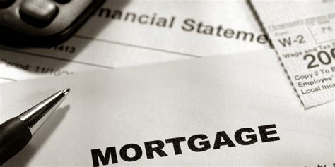 Needed Changes To The Uniform Residential Loan Application