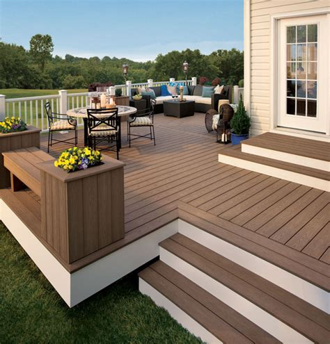 Recycled Plastic Timber Decking