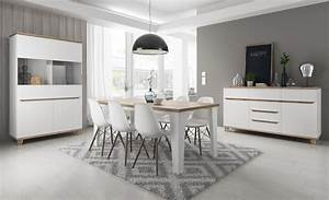 salle de bain style scandinave With salle À manger contemporaine avec meuble inspiration scandinave