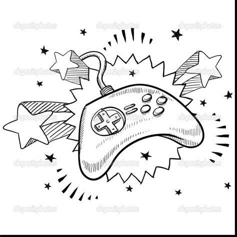 xbox controller drawing  getdrawingscom