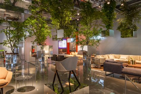 book chair sou fujimoto sou fujimoto floats forest above cassina stand at 2014