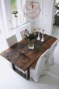 Perfect, Farmhouse, Dining, Table, Design, Ideas, 18