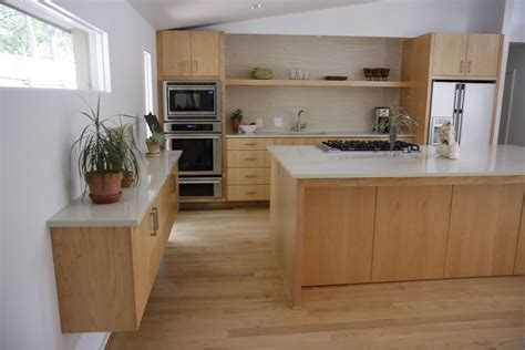 what is a galley kitchen custom maple kitchen cabinets with light colored quartz 8938