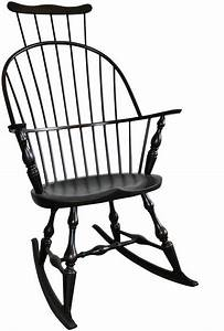 Comb-back Windsor Arm Rocker from DutchCrafters Amish