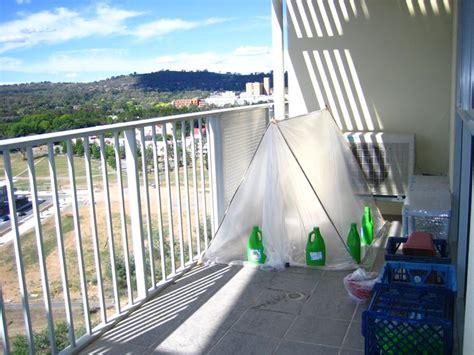 Serra Da Terrazzo Fai Da Te by Serre Fai Da Te Serre Da Balcone Serra Balcone