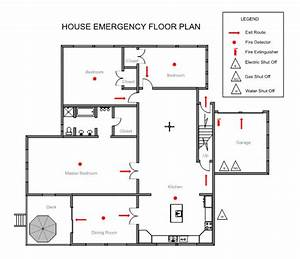 best photos of home fire plan template fire safety With evacuation plan template for office