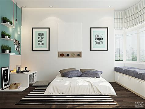 teal accent wall interior design ideas