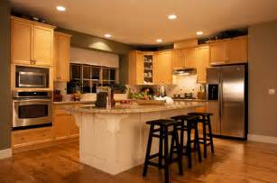 Contemporary Kitchen Design Picture 3 Total Modern Kitchen Paint Colors With Oak Cabinets