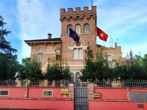 Consolato Italiano Roma by Il Numero Dell Ambasciata Della Repubblica Socialista
