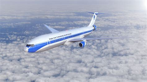 nasa x plane concept converts boundary layer air into