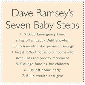 Retirement Budget Worksheet Printable Dave Ramsey 39 S Baby Steps Printable Money Management