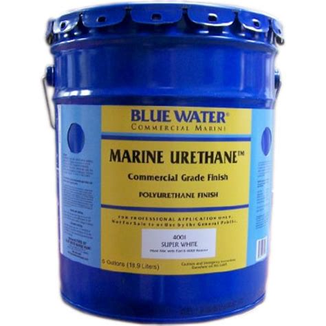 Bluewater Boat Paint by Blue Water Marine Paint Marine Urethane Paint Kit Black