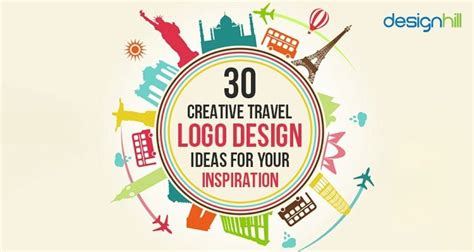 30 Creative Travel Logo Design Ideas for Your Inspiration