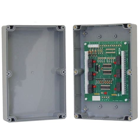 Boxed Way Relay Interface For Multiguard Indicators