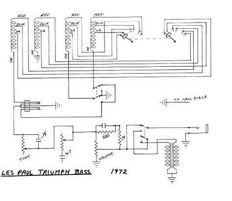 gibson ripper bass wiring diagram