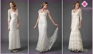 Boho klänning vit