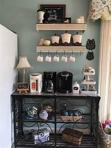 3, Ways, To, Create, A, Home, Coffee, Bar